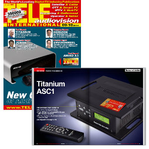 TeleAudiovision ASC1 Article